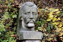 Pomník Karla Havlíčka Borovského v Přibyslavi