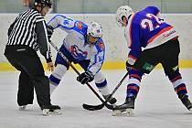 Hokejisté Světlé nad Sázavou v minulosti působili v v Krajské lize na Pardubicku.