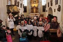 Adventní sobota v Sobíňově
