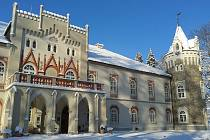 Hotel Chateau Herálec.