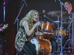 Zpěvačka Leona Machálková bude letos headlinerem velkého sobotního odpoledne.