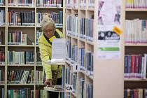 Týden knihoven v Krajské knihovně Vysočiny v Havlíčkově Brodě.