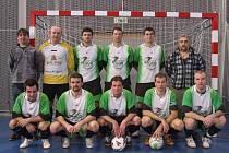 Spokojenost vládne u futsalistů hesovské Pribiny, kteří se oproti loňské sezoně  polepšili o dvě místa v tabulce divizní skupiny D.