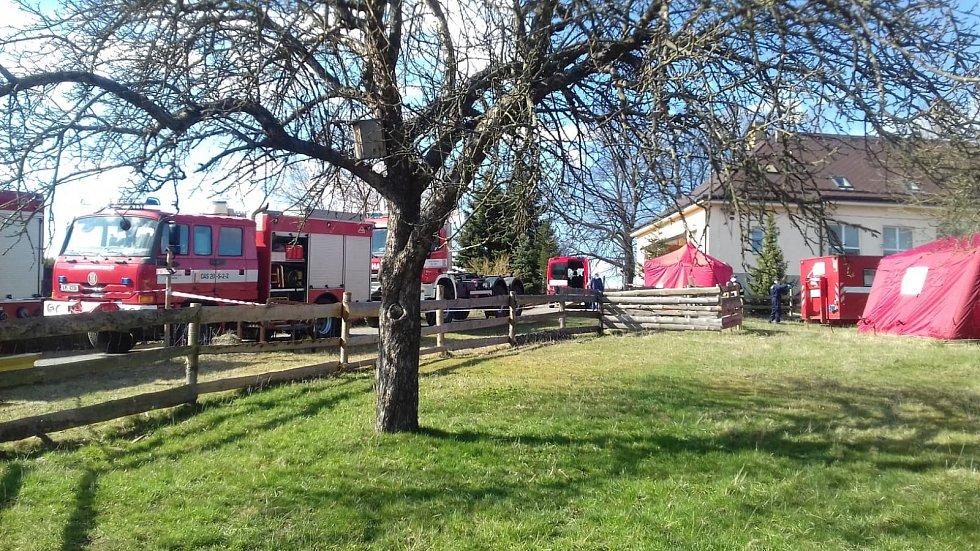 Domov pro seniory v Břevnici u Havlíčkova Brodu je od 30. března 2020 v karanténě kvůli rozšíření onemocnění COVID-19.  Na místě pomáhají profesionální hasiči HZS Kraje Vysočina.