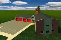 Novou zbrojnici potřebovali hasiči ve Ždírci jako sůl.