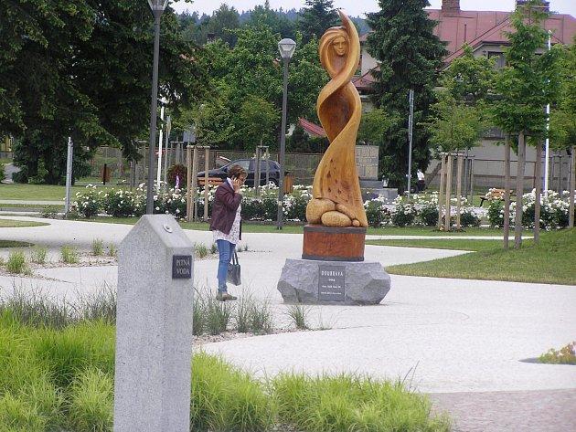 Zeleň ve Ždírci prochází už několik let velkou proměnou.
