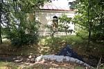 Studánka u Kaple svaté Anny v Chotěboři.