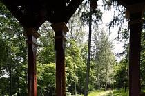 To, že mají obyvatelé Brodu k dispozici poměrně unikátní park přímo  v centru, často ani netuší.