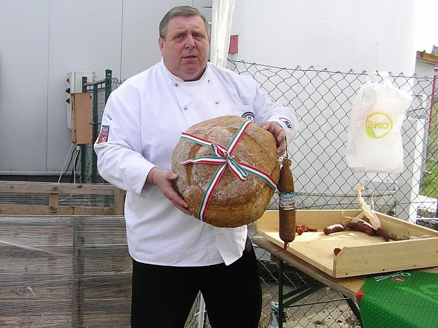 Jaroslav Sapík je zarytým obhájcem tradiční a kvalitní české kuchyně.