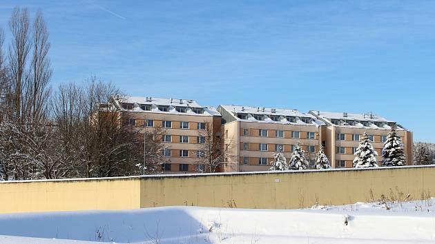 Věznice Světlá nad Sázavou.