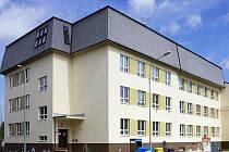 Havlíčkobrodská Střední průmyslová škola stavební. Ilustrační foto.