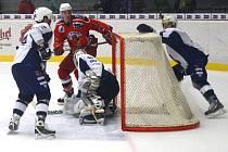 Hokejisté Havlíčkova Brodu dokázali na svém ledě porazit Beroun.