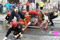 Nové vozidlo bude pro hasiče z jeníkova vítaným pomocníkem.