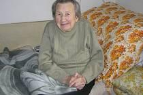Pět generací. To je velká a soudržná rodina Hamrových z Vrbice, ze které se těší paní Ludmila.