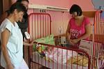 Dětské oddělení nemocnice ochladí moderní klimatizace.