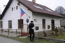Obecní úřad Slavníč.