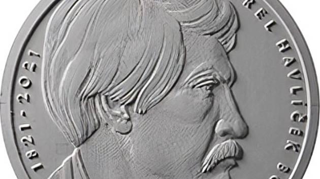 Borovský na mincích. Výročí narození slavného novináře připomene banka stylově