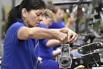 Motorpal vyrábí vstřikovací systémy pro dieselové motory a přesné díly pro automobilový průmysl kromě Jihlavy také v závodech v Jemnici, Batelově a ve Velkém Meziříčí.