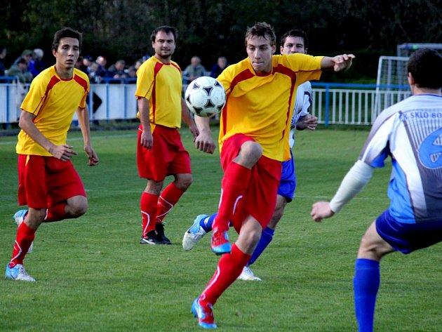 Nulu. Tu mají na kontě po dvou odehraných zápase fotbalisté Štoků. Opět prohráli o gól.