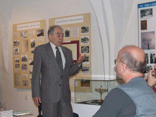 Pracovní tábor v Lípě zřejmě zachránil Oldřichu Stránskému život. Alespoň to řekl při besedě v havlíčkobrodském muzeu.