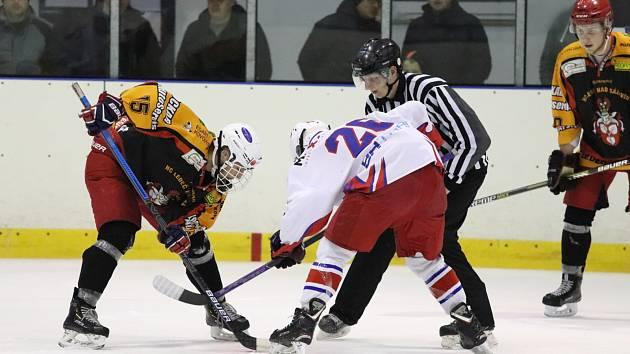 Ledečští hokejisté se zapojí do Krajské ligy Vysočiny.