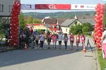 S přibyslavským půlmaratonem se příznivci sportu rozloučí i letos, ale pouť je pořád v plánu.