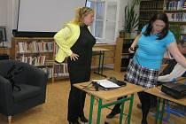 Ekonomka Ilona Švihlíková navštívila nedávno Havlíčkův Brod.
