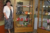 Elišku Pavlíkovou okouzlil především originál-ní čajový porcelán od firmy Pickwick.