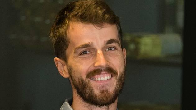 Stolní tenista Michal Obešlo má skvělou formu.