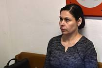 Někdejší úřednice jihlavského Energetického regulačního úřadu Ilona Florianová  pracovala podle svých slov na sklonku roku 2010 v obrovském stresu.