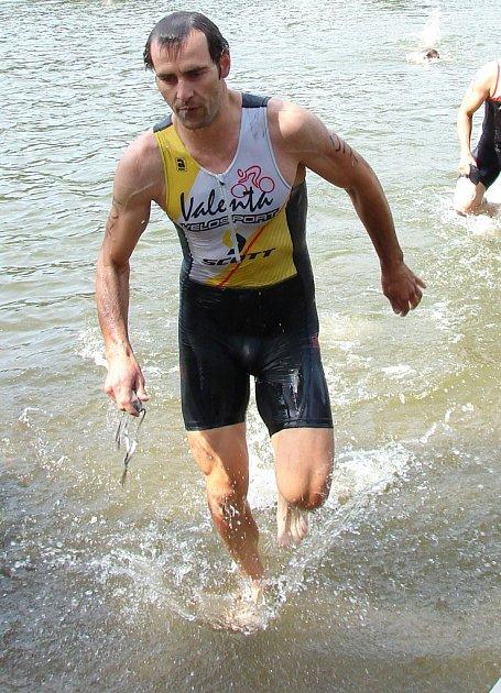 Václav Holub zvítězil pod Melechovem již pětkrát.