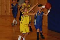 Basketbaloví nejmladší minižáci Jiskry Havlíčkův Brod ve finálové skupině A o 1. až 6. místo sice dvakrát podlehli Trutnovu, přesto postoupili do závěrečného turnaje, kde budou bojovat o postup na mistrovství republiky.