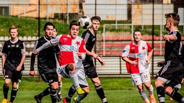 Třetí prohru v řadě si připsali dorostenci brodského Slovanu. Naposledy prohráli Na Losích s Vítkovicemi.