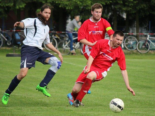 Postup do druhého kola krajského poháru by rádi v neděli oslavili fotbalisté Pohledu.