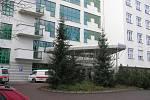 Nemocnice v Brodě je pro návštěvy zavřená, ale pacienti mohou s rodinami mluvit pomocí moderní techniky.