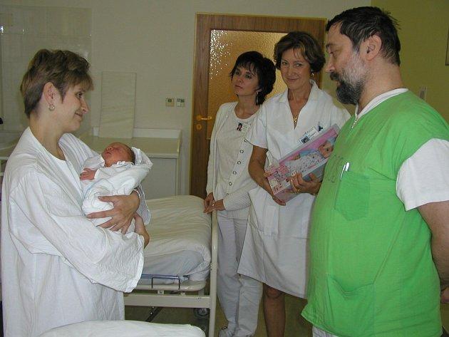 Pro radu a pomoc si do poradny chodí nejenom maminky z Havlíčkova Brodu, ale z celého kraje Vysočina.