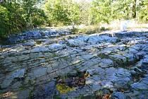 Geopark v Deblově na Chrudimsku