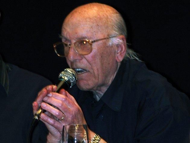 """Václav """"Kytka"""" Chytráček."""