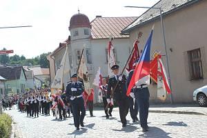 Oslavy dvoustého výročí narození Karla Havlíčka Borovského v Borové