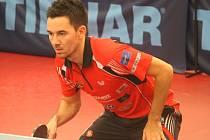 Stolní tenista Tomáš Tregler, který oblékal dres STEN marketing HB Ostrov Havlíčkův Brod bude pokračovat v novém vzniklém klubu TTC Ostrava.