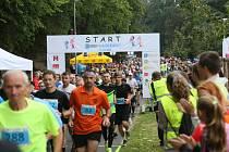 Půlmaraton. Registrace na oblíbený B:GROUP Havlíčkobrodský půlmaraton už začaly. Závod se koná 23. září.