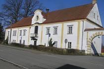 Obec Dolní Krupá.
