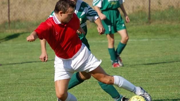 Konečně výhra. Jeden z favoritů fotbalové I. A třídy, skupiny A, Ledeč se prvního vítězství dočkala až ve čtvrtém kole.
