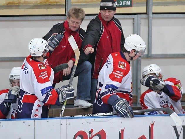 Brodští hokejoví junioři pod vedením trenérů Luboše Slámy a Stanislava Mečiara obsadili v konečném účtování C skupiny ligy juniorů druhou příčku.