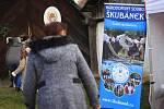 Staročeské Vánoce na Michalově statku v Pohledi.