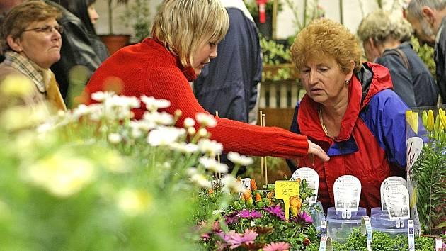 Veletrh Zahrada je nejnavštěvovanější akcí v Havlíčkově Brodě. Každý rok jí projde až 20 tisíc lidí. Od druhého roku na ní nechybí ani Zahradnictví Křesťan.