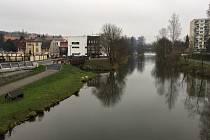 Řeka Sázava. Ilustrační foto.