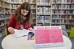 Březen měsíc čtenářů v Krajské knihovně Vysočiny v Havlíčkově Brodě.