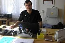 Starosta Miloš Starý začínal v obci Sobíňov jako údržbář.