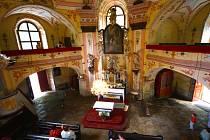 Kostel Sv. Anny v Pohledu